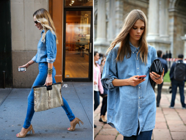 Almería moda tendencias denim vaquero