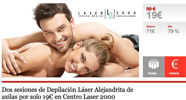 Almería, Emociom, depilación Alejandrita, belleza