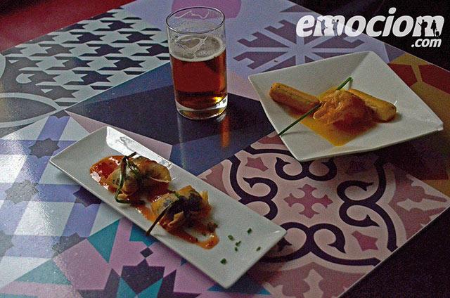 Restaurante Nuestra Tierra, Almería