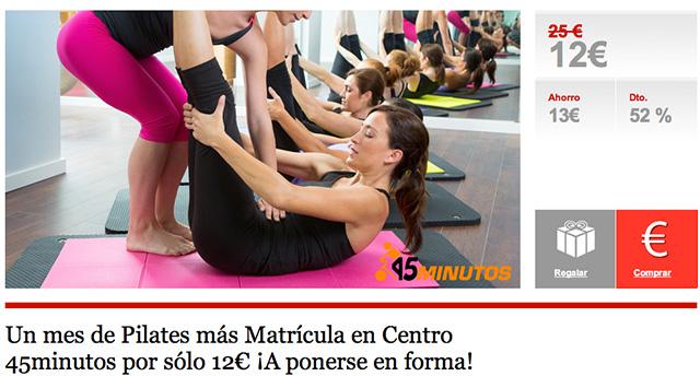 Pilates Almeria