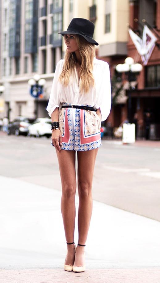 shorts mujer almeria