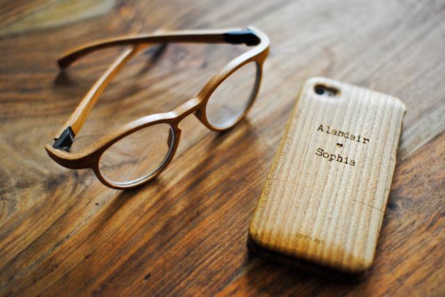 gafas madera almeria