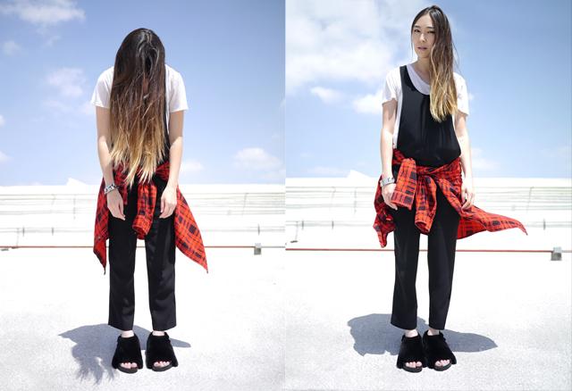 sandalias pelo moda