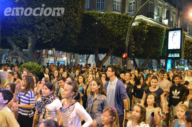 Público almeria la noche en blanco