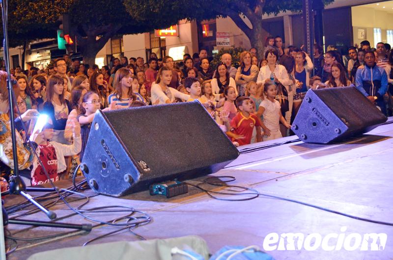 público la noche en blanco almeria