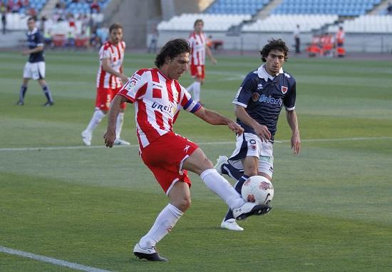 Unión deportiva Almería José Ortiz Bernal