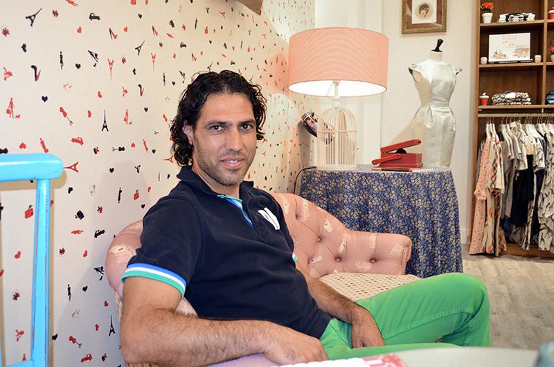 Entrevista con José Ortiz Bernal capitan del Almeria