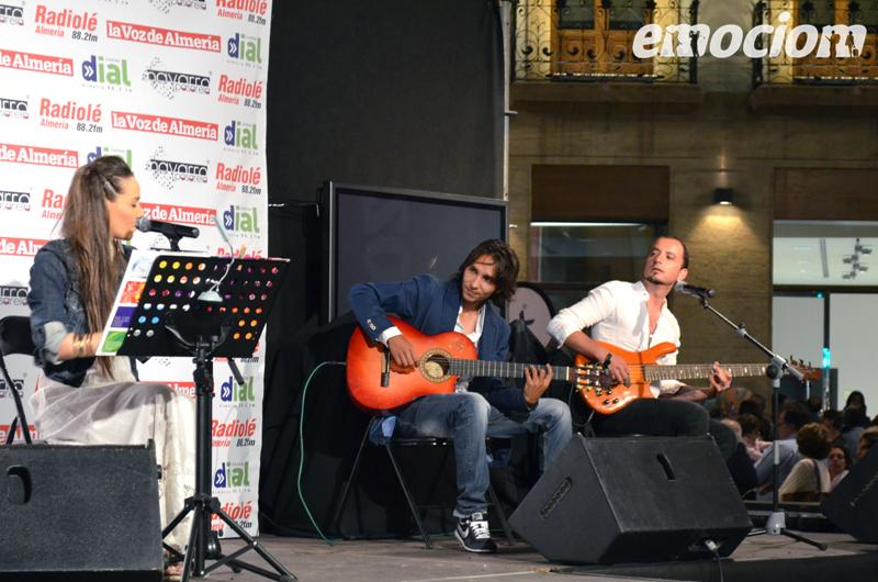 concierto la noche en blanco almeria