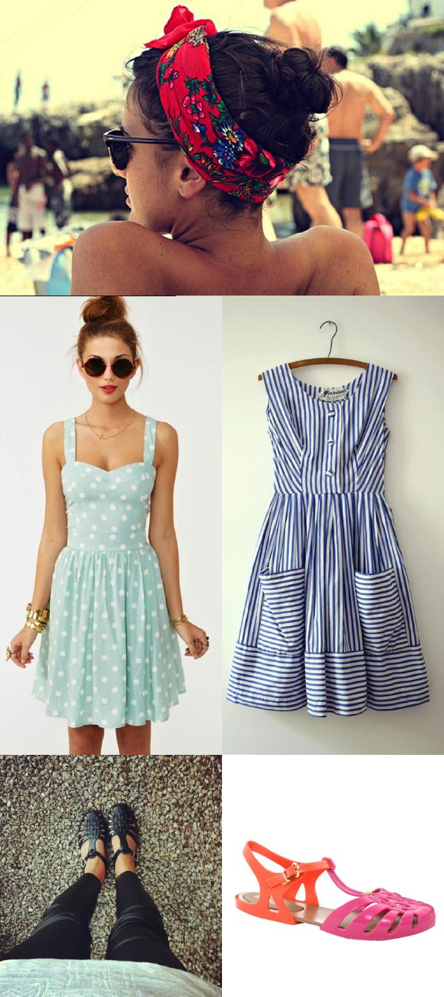 vestido verano almeria